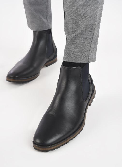 Boots en enkellaarsjes Marvin&Co Whalton Zwart onder