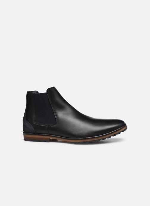 Boots en enkellaarsjes Marvin&Co Whalton Zwart achterkant