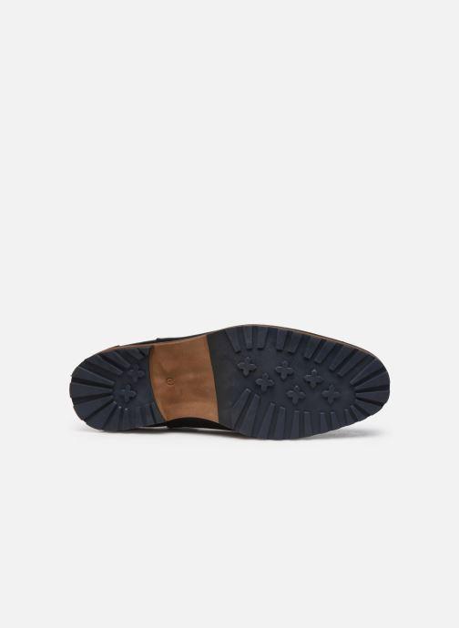 Stiefeletten & Boots Marvin&Co Whalton schwarz ansicht von oben