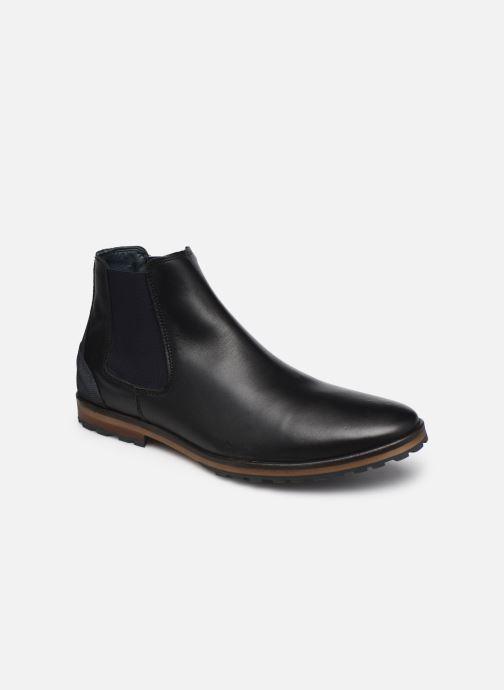 Boots en enkellaarsjes Marvin&Co Whalton Zwart detail