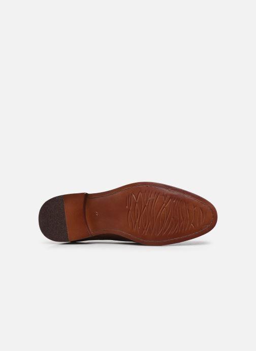 Chaussures à lacets Marvin&Co Westfield Marron vue haut