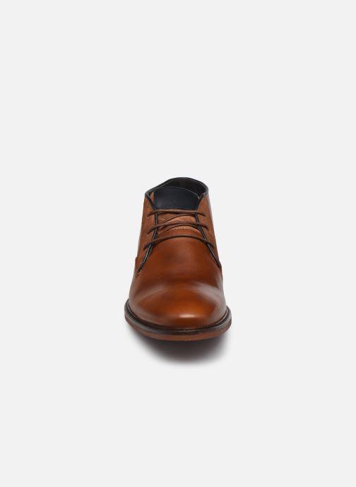 Bottines et boots Marvin&Co Warren Marron vue portées chaussures