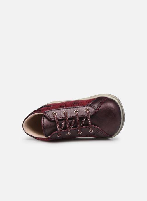 Bottines et boots Bopy Zavena Bordeaux vue gauche
