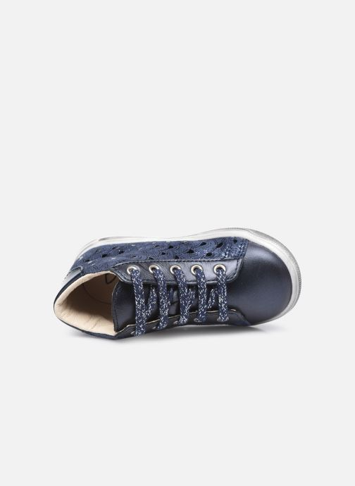 Bottines et boots Bopy Rostana Bleu vue gauche