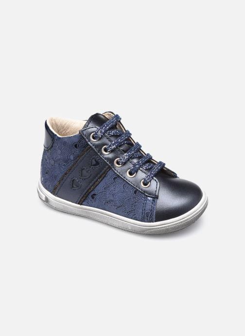 Bottines et boots Bopy Rostana Bleu vue détail/paire