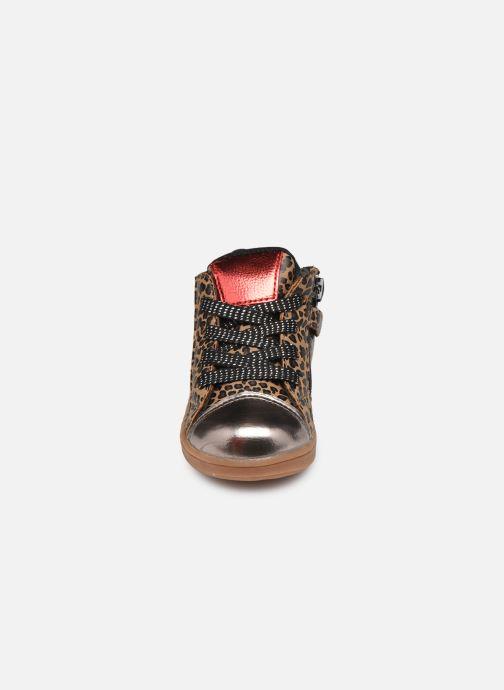 Stiefeletten & Boots Bopy Xavita Kouki beige schuhe getragen