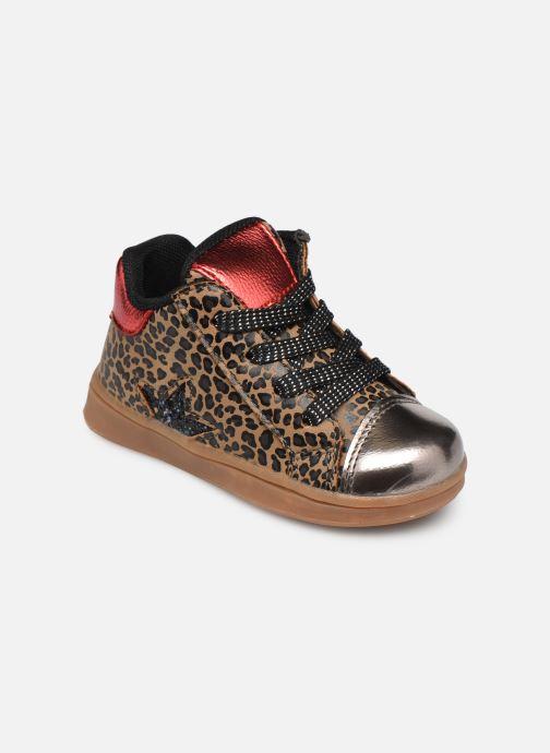 Boots en enkellaarsjes Bopy Xavita Kouki Beige detail