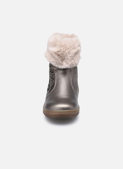 Bottines et boots Bopy Rafrica Or et bronze vue portées chaussures