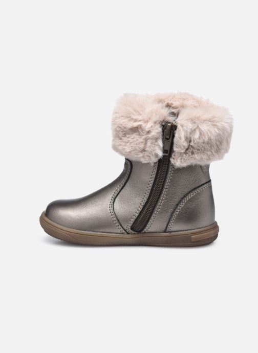 Bottines et boots Bopy Rafrica Or et bronze vue face