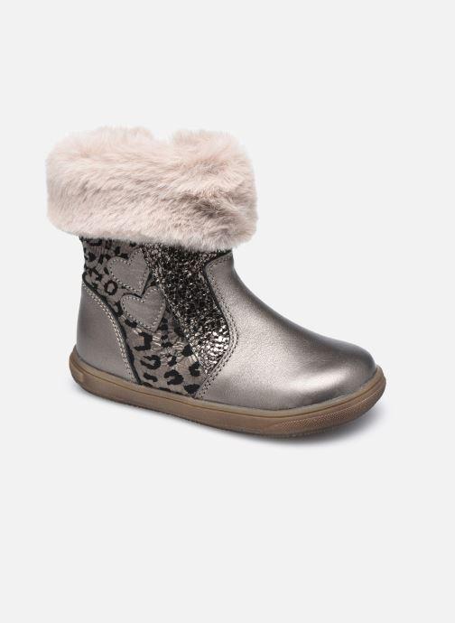 Bottines et boots Bopy Rafrica Or et bronze vue détail/paire
