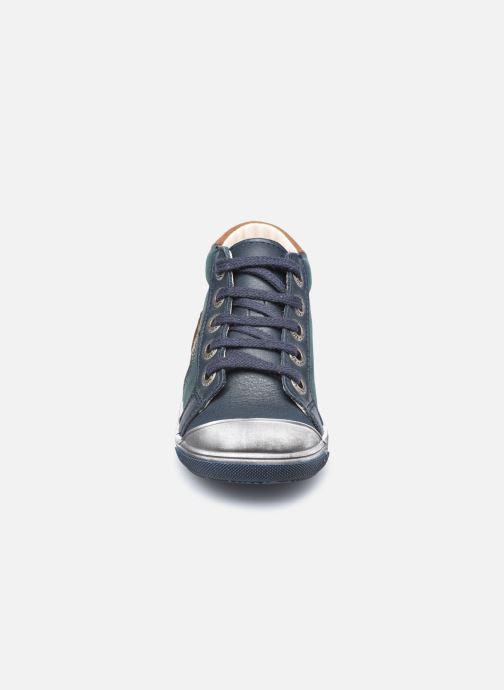 Bottines et boots Bopy Ridchy Bleu vue portées chaussures