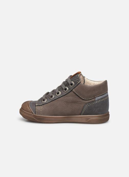 Stiefeletten & Boots Bopy Rino grau ansicht von vorne