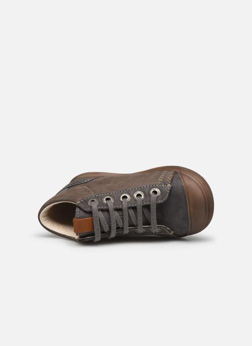 Bottines et boots Bopy Rino Gris vue gauche