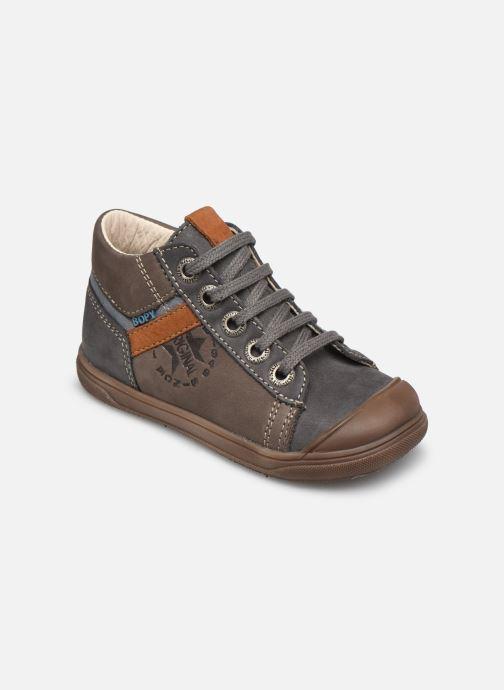 Bottines et boots Bopy Rino Gris vue détail/paire