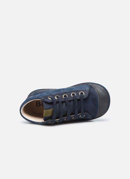 Bottines et boots Bopy Rino Bleu vue gauche