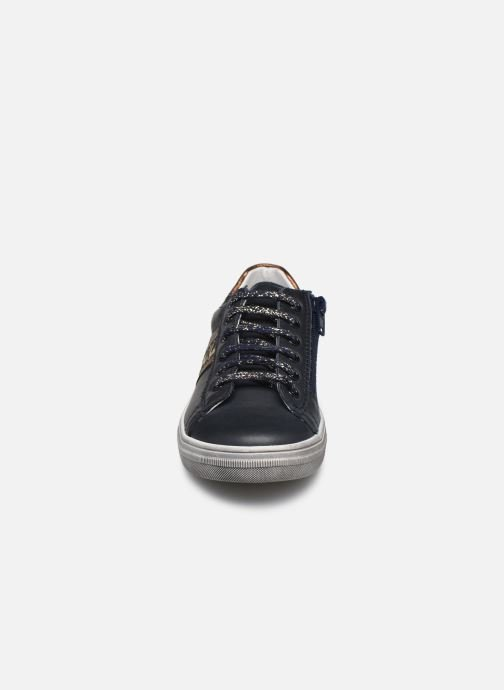 Sneaker Bopy Sobeau blau schuhe getragen