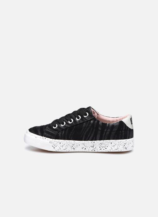 Sneaker Bopy Giona Lilybellule schwarz ansicht von vorne