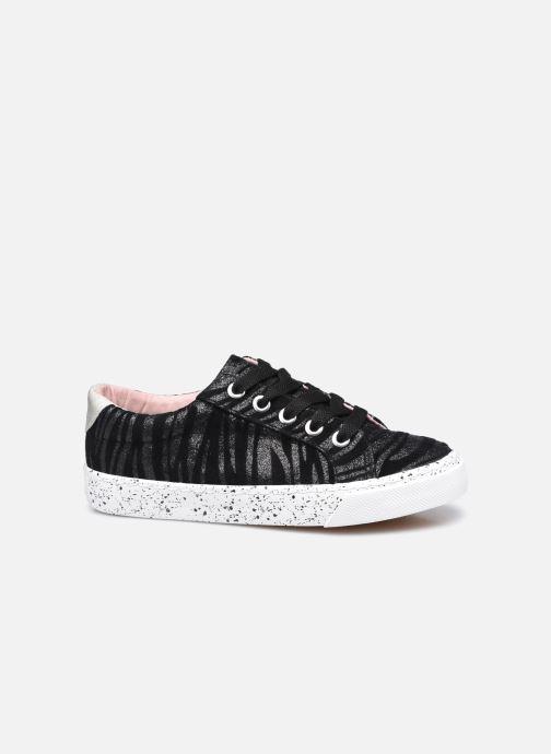 Sneaker Bopy Giona Lilybellule schwarz ansicht von hinten