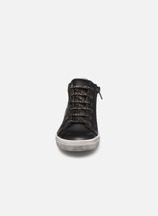 Sneaker Bopy Soboho schwarz schuhe getragen