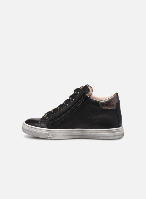Sneaker Bopy Soboho schwarz ansicht von vorne