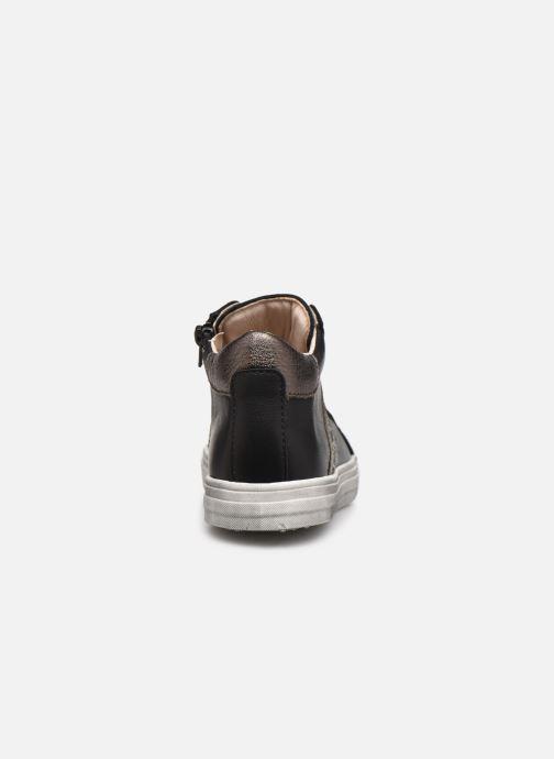 Sneaker Bopy Soboho schwarz ansicht von rechts