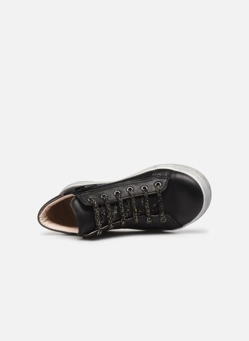 Sneaker Bopy Soboho schwarz ansicht von links
