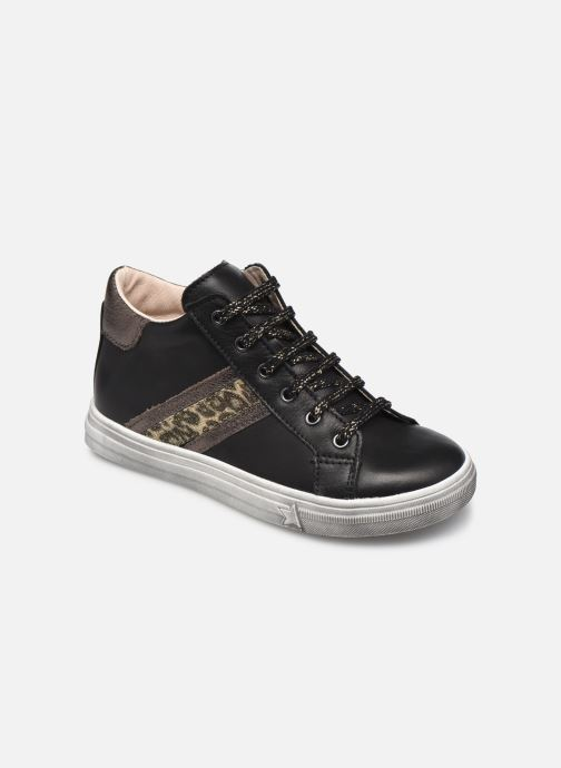 Sneakers Bopy Soboho Zwart detail
