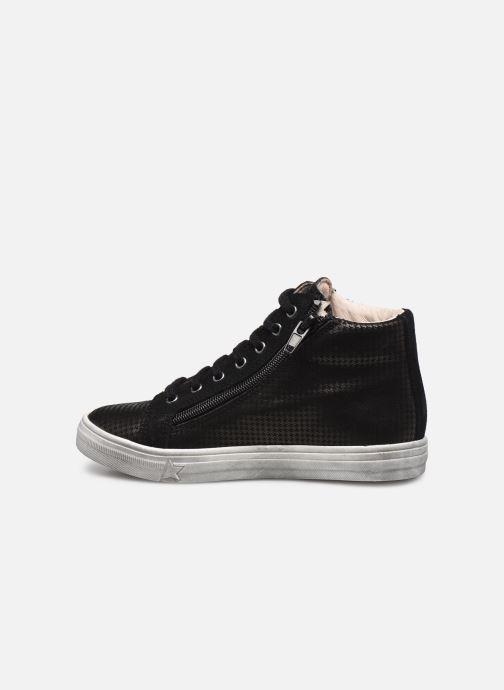 Sneakers Bopy Sia Zwart voorkant