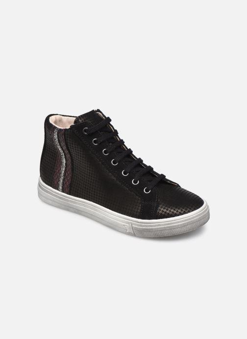 Sneakers Bopy Sia Zwart detail