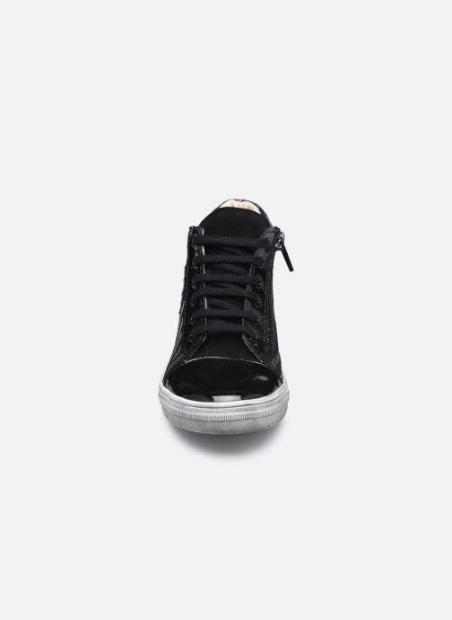 Sneaker Bopy Slovana schwarz schuhe getragen