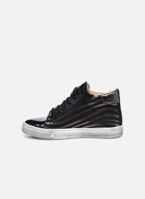 Sneaker Bopy Slovana schwarz ansicht von vorne