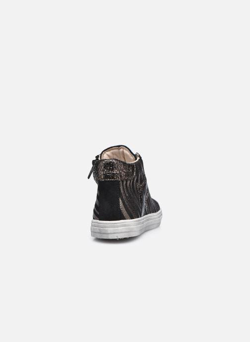 Sneaker Bopy Slovana schwarz ansicht von rechts