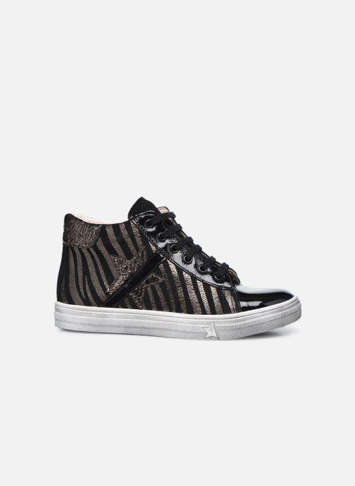 Sneaker Bopy Slovana schwarz ansicht von hinten