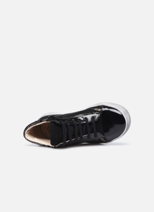 Sneaker Bopy Slovana schwarz ansicht von links