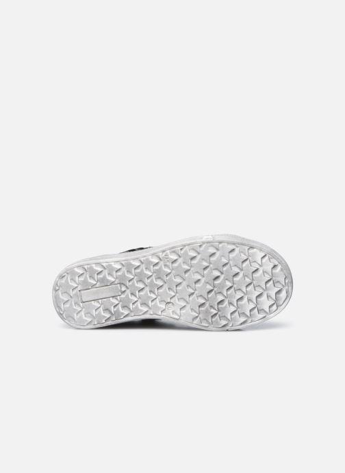 Sneaker Bopy Slovana schwarz ansicht von oben