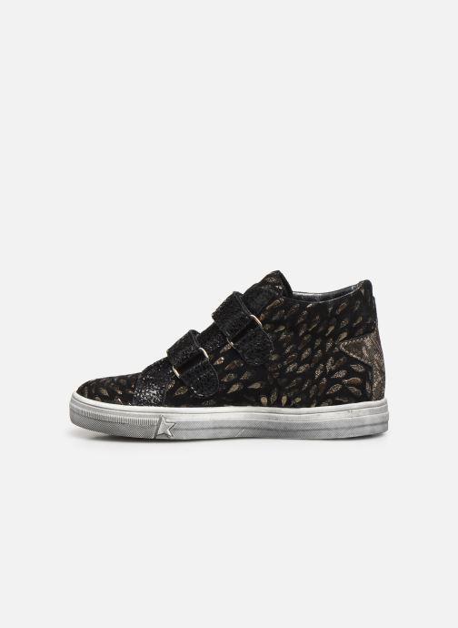 Sneakers Bopy Solavel Zwart voorkant