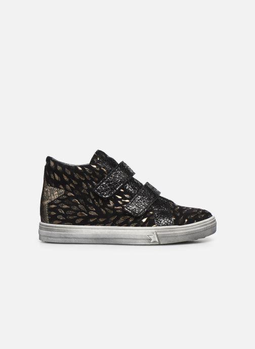 Sneakers Bopy Solavel Zwart achterkant