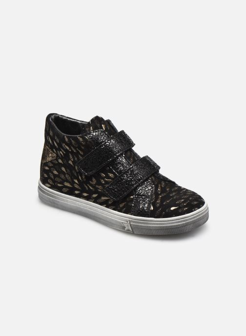 Sneakers Bopy Solavel Zwart detail
