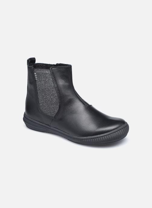 Bottines et boots Bopy Setale Noir vue détail/paire