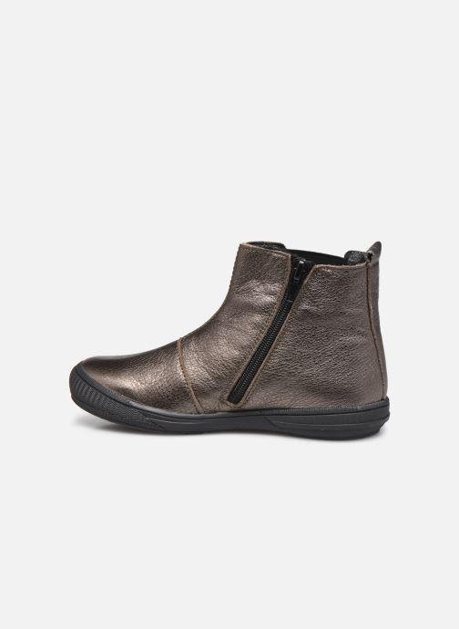 Boots en enkellaarsjes Bopy Sagofa Goud en brons voorkant