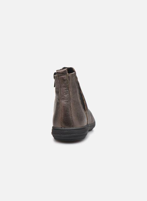 Boots en enkellaarsjes Bopy Sagofa Goud en brons rechts