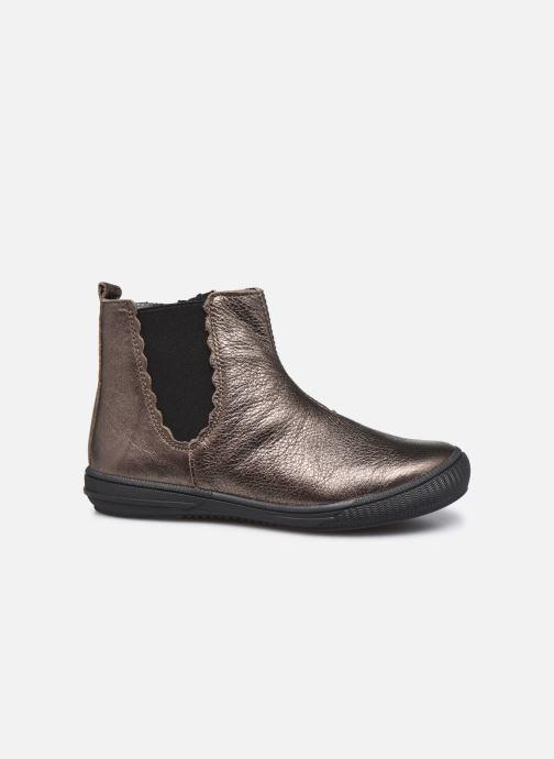 Boots en enkellaarsjes Bopy Sagofa Goud en brons achterkant