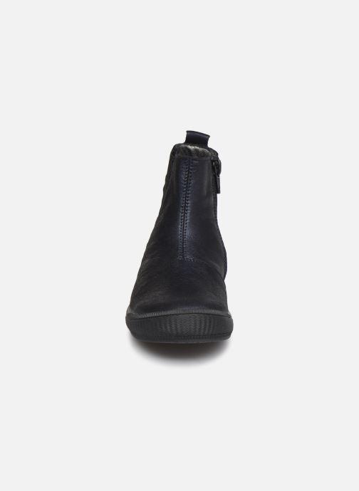 Stiefeletten & Boots Bopy Sagofa blau schuhe getragen