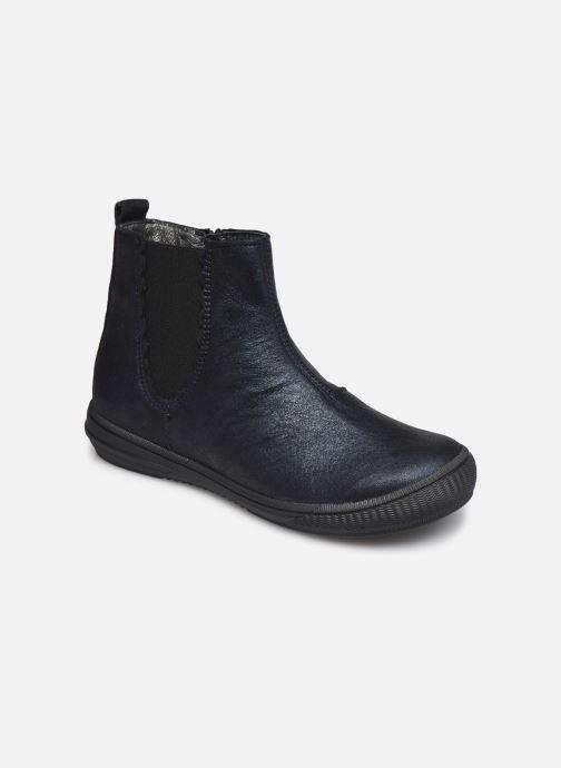 Bottines et boots Bopy Sagofa Bleu vue détail/paire