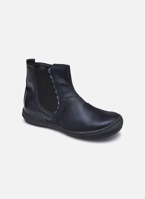 Bottines et boots Bopy Socette Bleu vue détail/paire