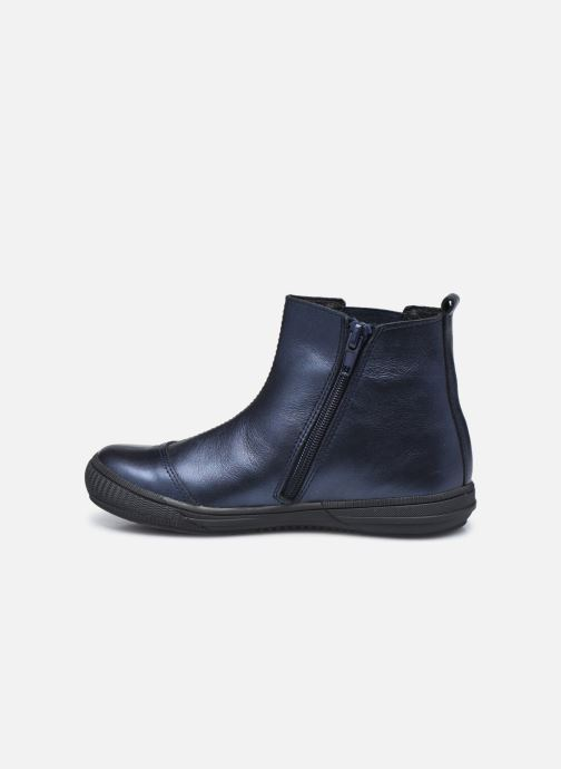 Bottines et boots Bopy Siroker Bleu vue face