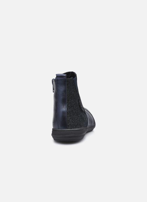 Bottines et boots Bopy Siroker Bleu vue droite
