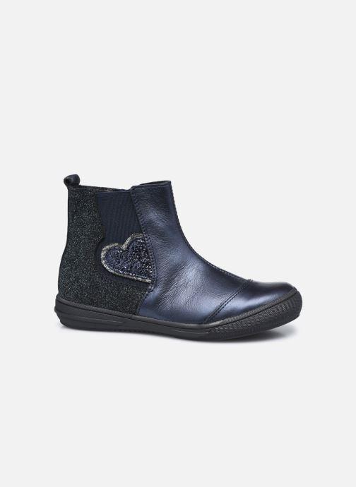 Bottines et boots Bopy Siroker Bleu vue derrière