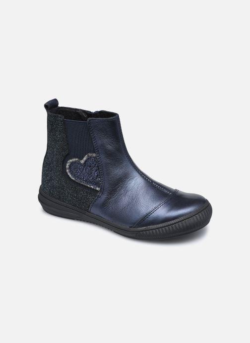 Bottines et boots Bopy Siroker Bleu vue détail/paire