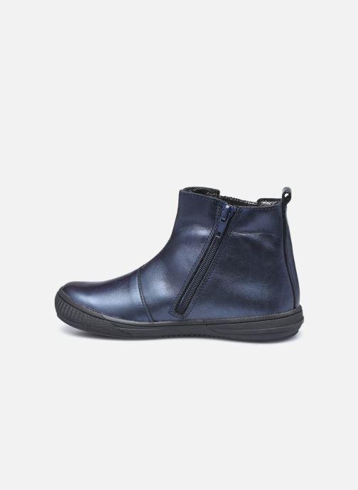 Bottines et boots Bopy Samalo Bleu vue face